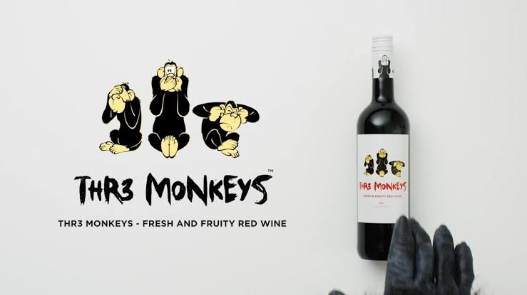 Galina Kenya Introduces New Wine Brands In Kenya Including Thr3 Monkeys photo