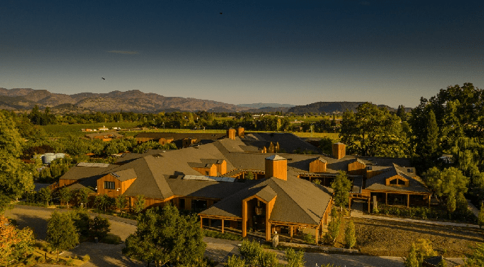 Cakebread Cellars Opens Doors To New Napa Valley Visitors Center photo