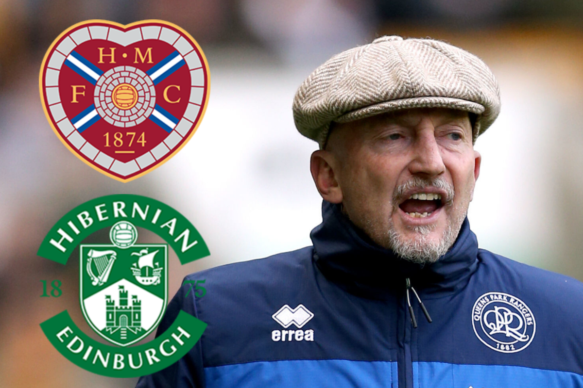 Holloway Keen On Hearts And Hibs Jobs As He Professes Love For Edinburgh Whisky photo