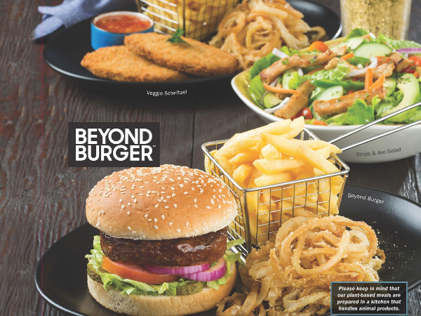 Spur Launches New Plant-based Menu Nationwide photo