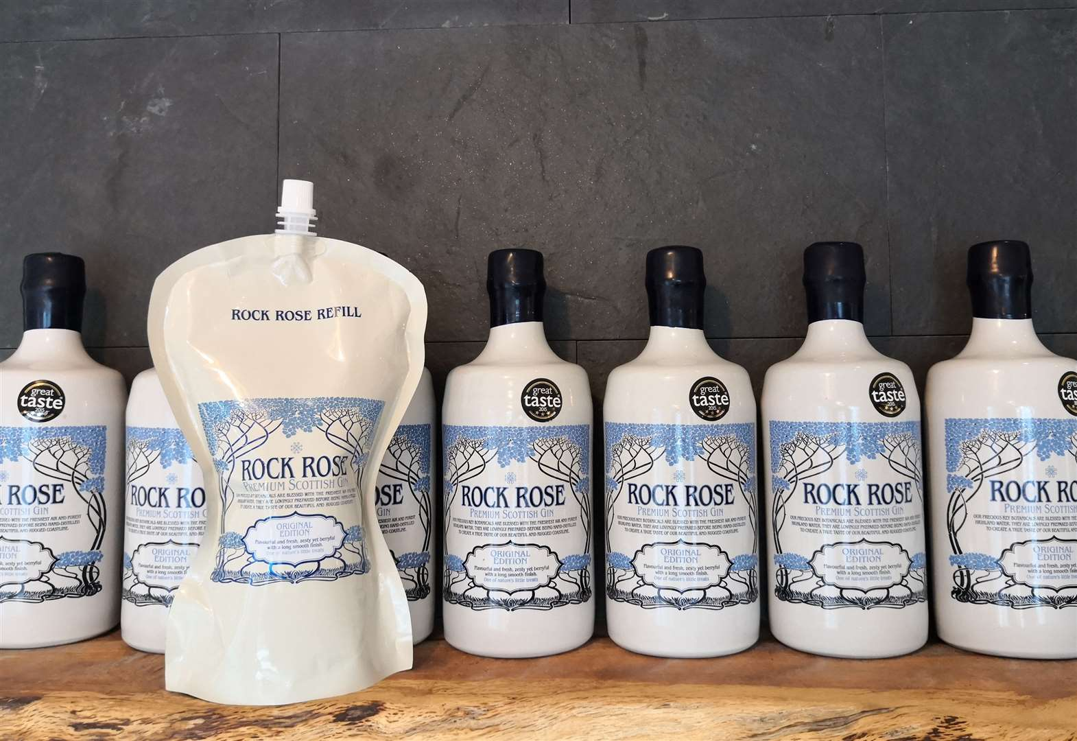 Recyclable Gin Pouch Is A Uk First For Dunnet Bay Distillers photo