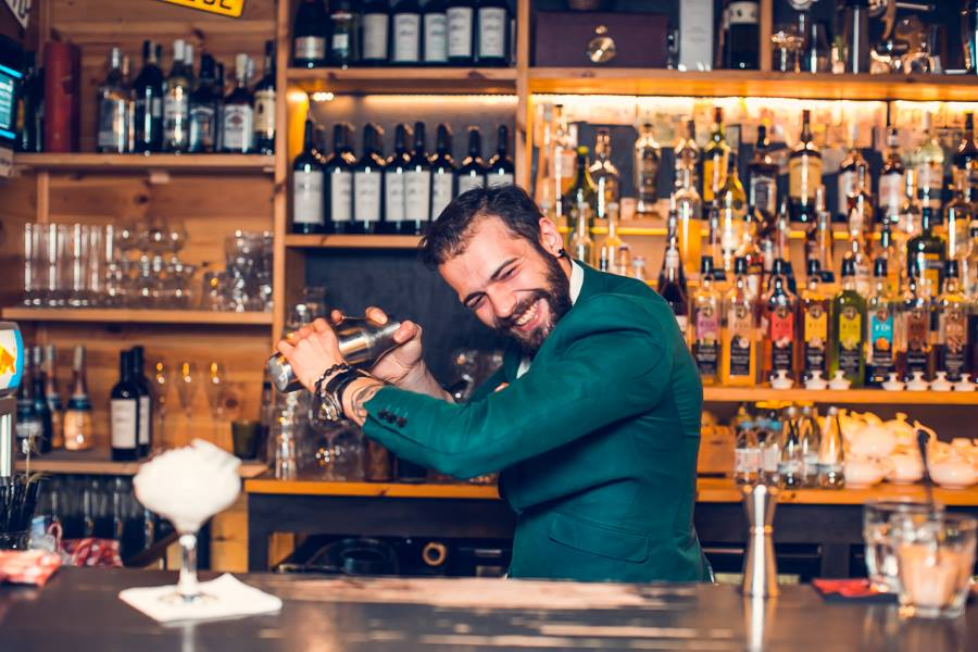 Vasile Dorofeev pic 2 SA bartender takes second place at the Angostura® Global Cocktail Challenge Africa and Middle East Regional 2020