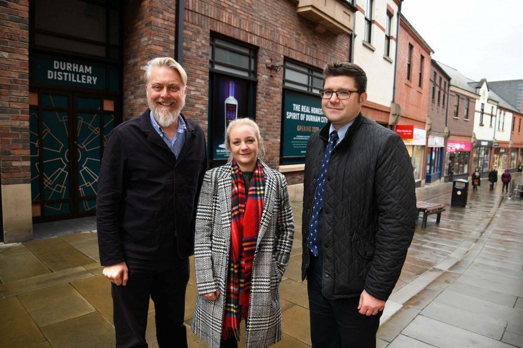 Work Starts Of Durham's First City Centre Distillery photo
