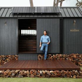 Matthew Mcconaughey Offers Stay In Wild Turkey Cabin photo