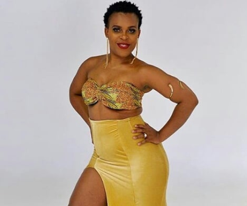 Zodwa Wabantu Is Launching A Fragrance Line Next Month photo