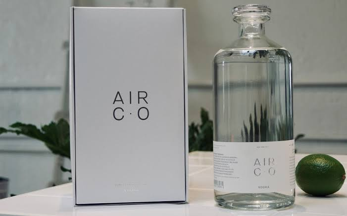 This Is The World's First Carbon-Negative Vodka photo