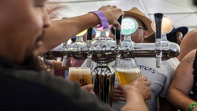 Get a Kings Table for 8 at the 10th Cape Town Festival of Beer photo