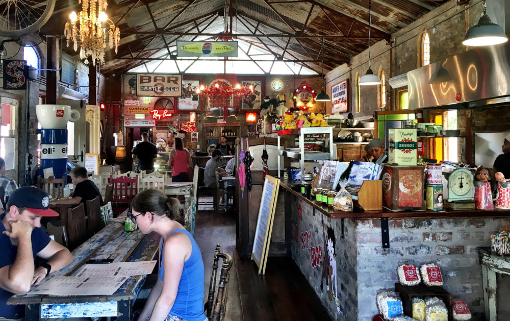Barrydale Bliss: Retro And Cool Brews, Brandy And Milkshakes At The Gateway To The Klein Karoo photo