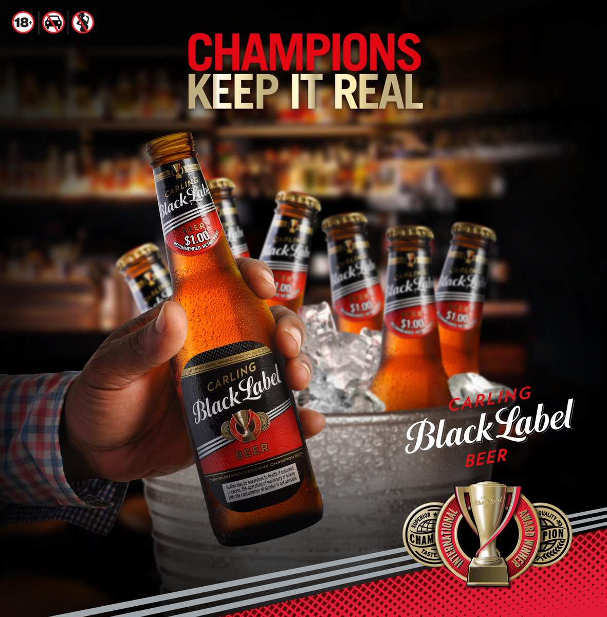 Carling Black Label Pool Tourney Return Big, Better photo