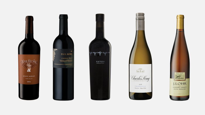 Splurge A Little On Choosing The Best California Wines For The Holidays photo