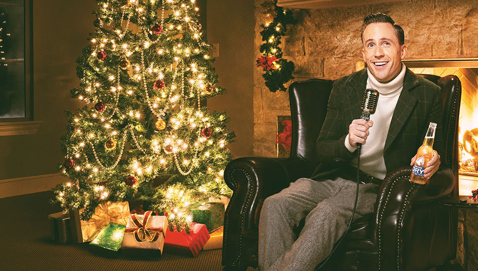 Carlton Dry Set Out To Dethrone Mariah Carey With New Christmas Anthem photo
