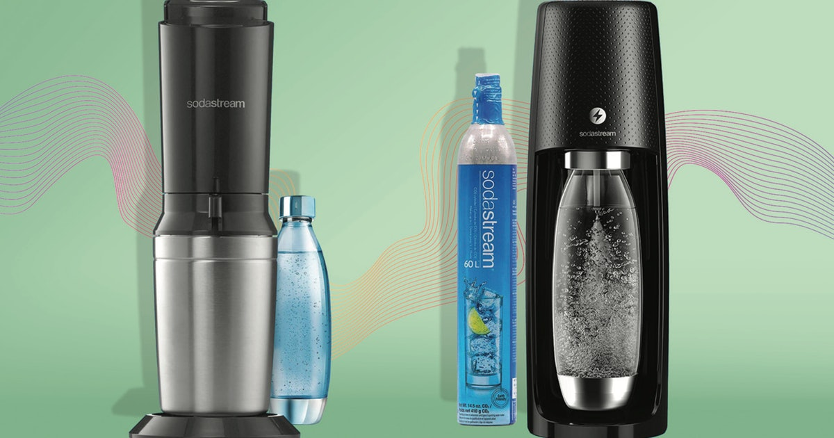 The 3 Best Sodastream Models photo