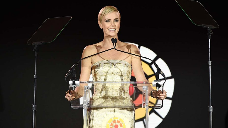 Charlize Theron And Inverroche Gin Bring A-list Celebrities A Taste Of The Southern Tip Of Africa photo