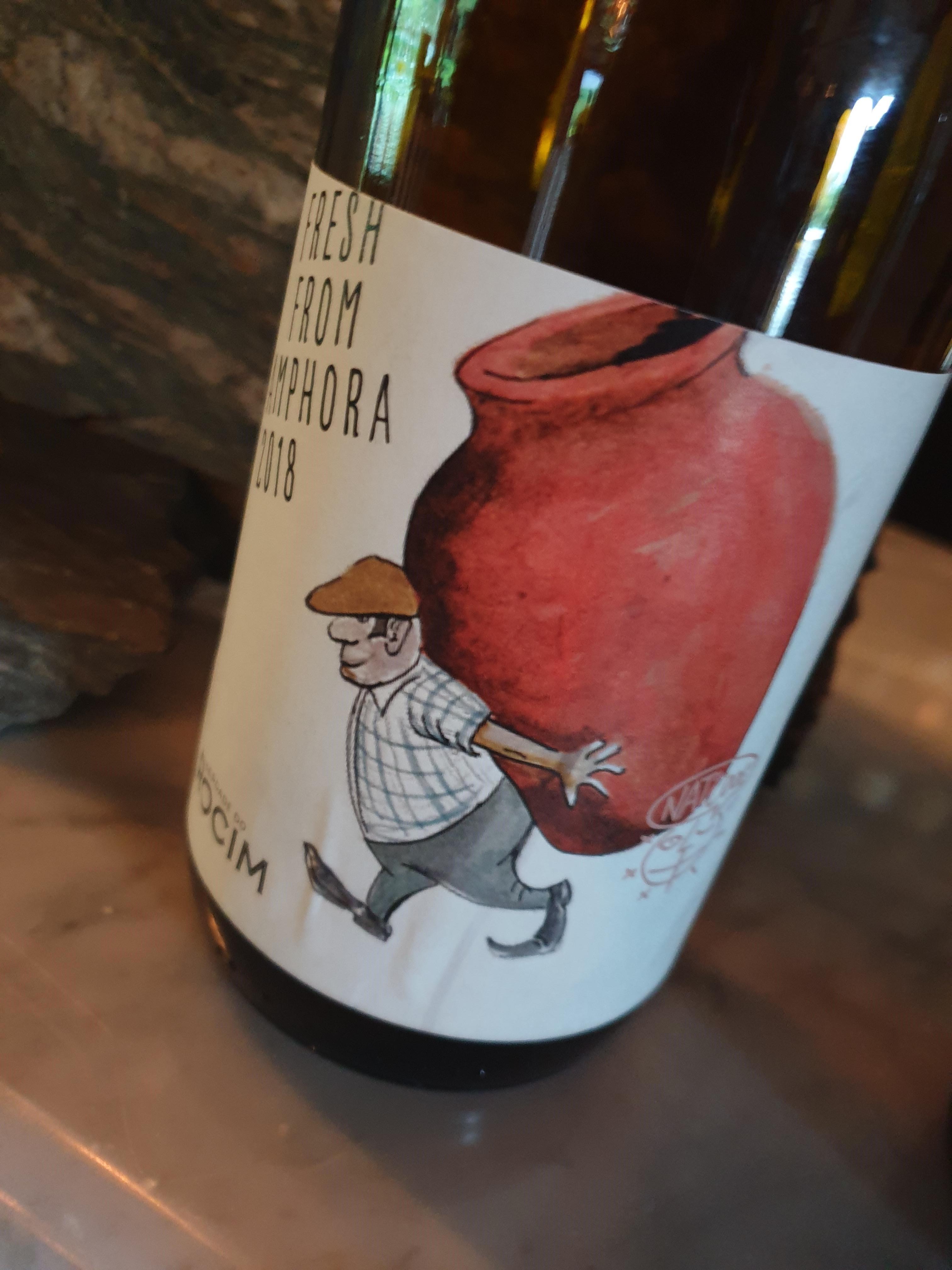 Amorim Tasting: Taking Clay Makes the Wines Shine photo