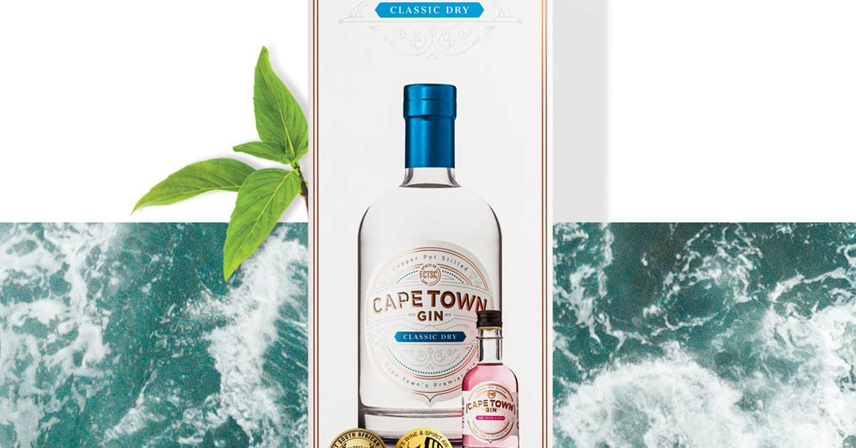 Win A Trip To The Mother City With Cape Town Gin photo