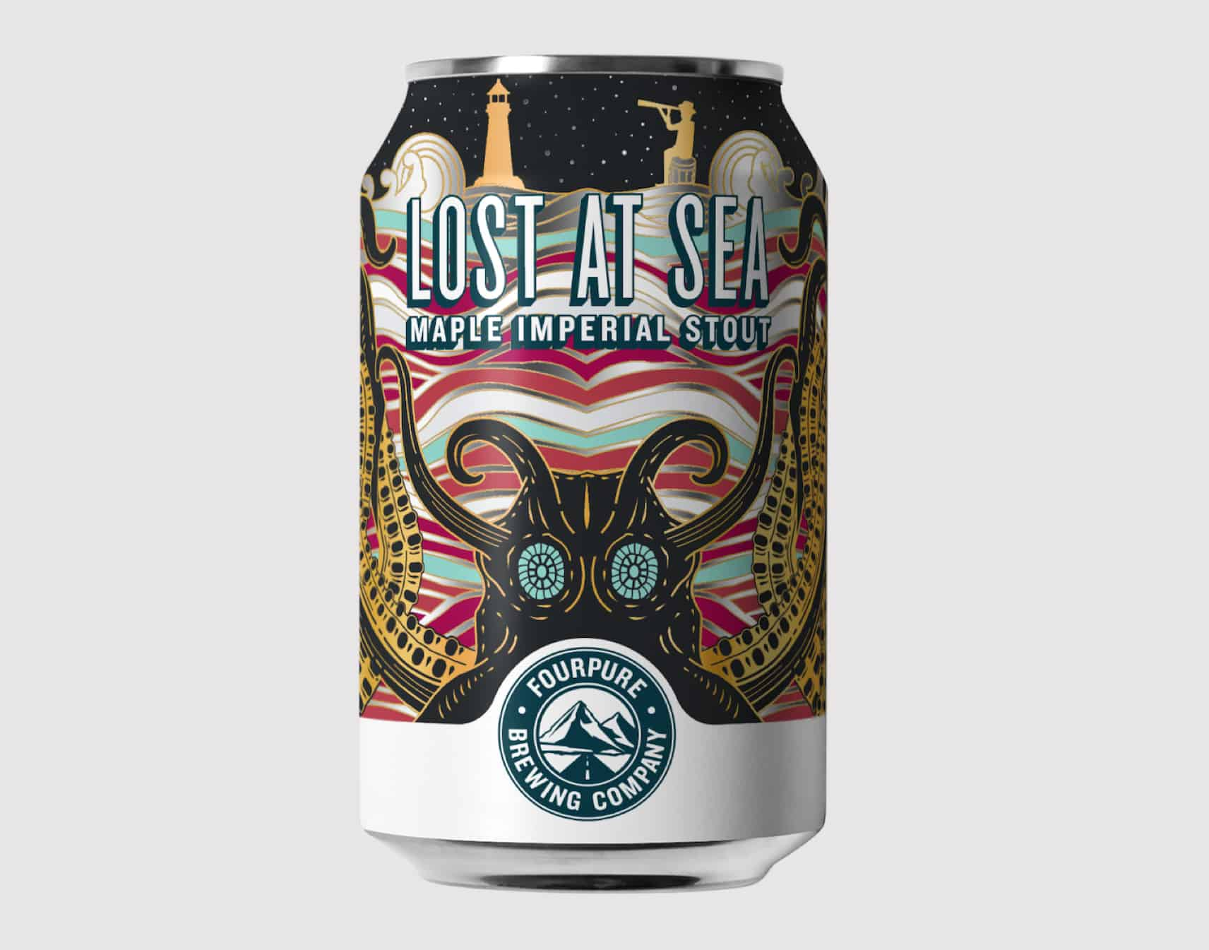 Beer Of The Week: Fourpure Brewing Co. Lost At Sea Maple Imperial Stout photo