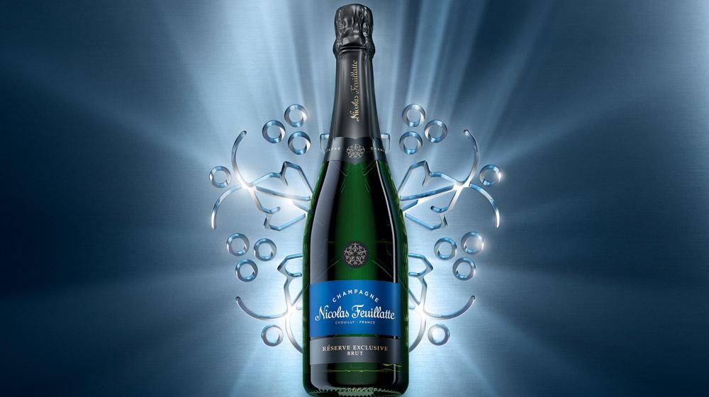 Champagne Nicolas Feuillatte photo