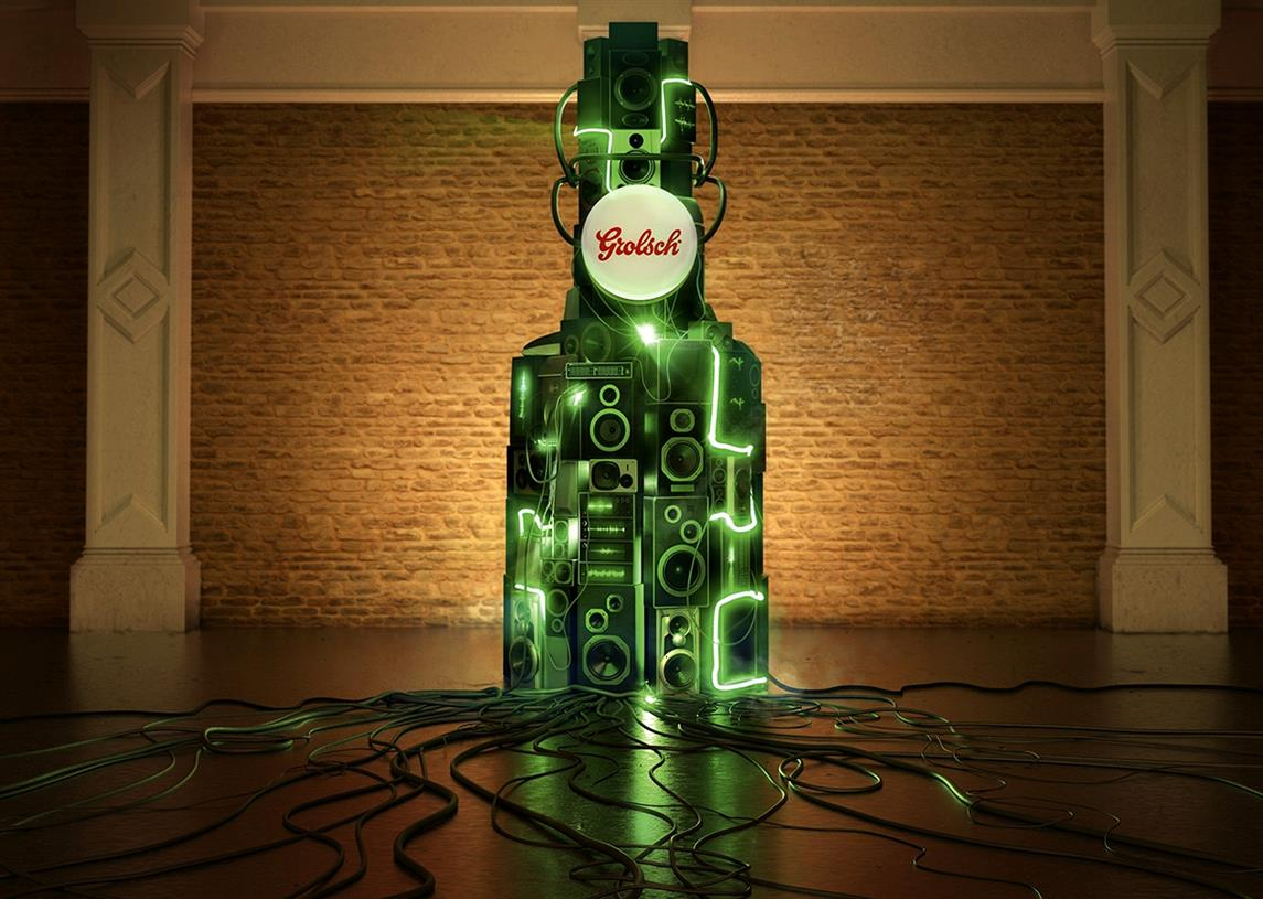 Schtop Drinking! Revisit Top Grolsch Ads As Dutch Lager Exits Uk photo