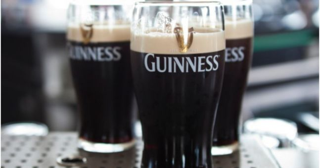 Half A Billion Litres Of Guinness, Murphy?s And Other Irish Stouts Were Produced In Ireland In 2018 photo