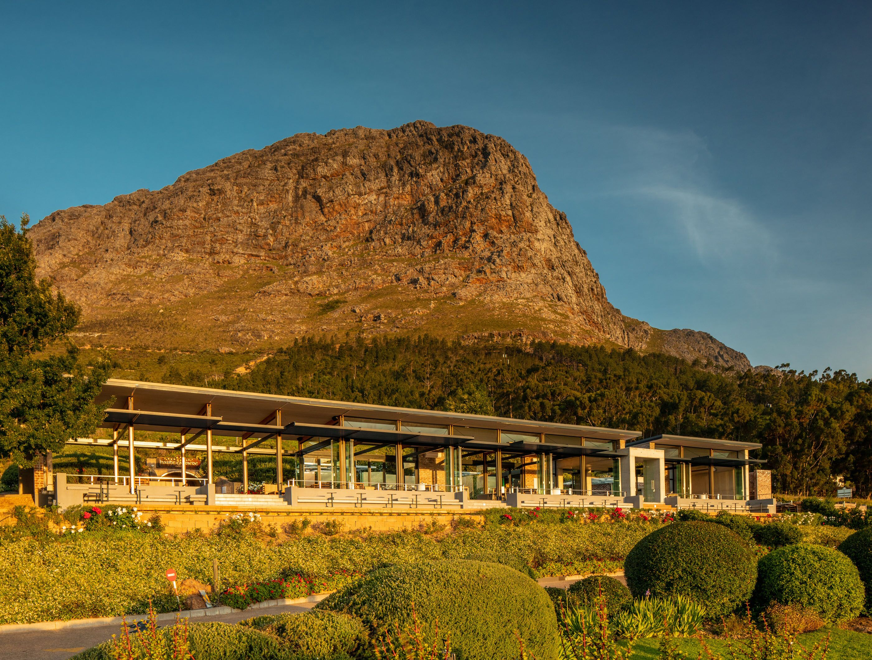 Haute Cabriere Celebrates 25 Years Of Winemaking With A Spectacular Makeover photo