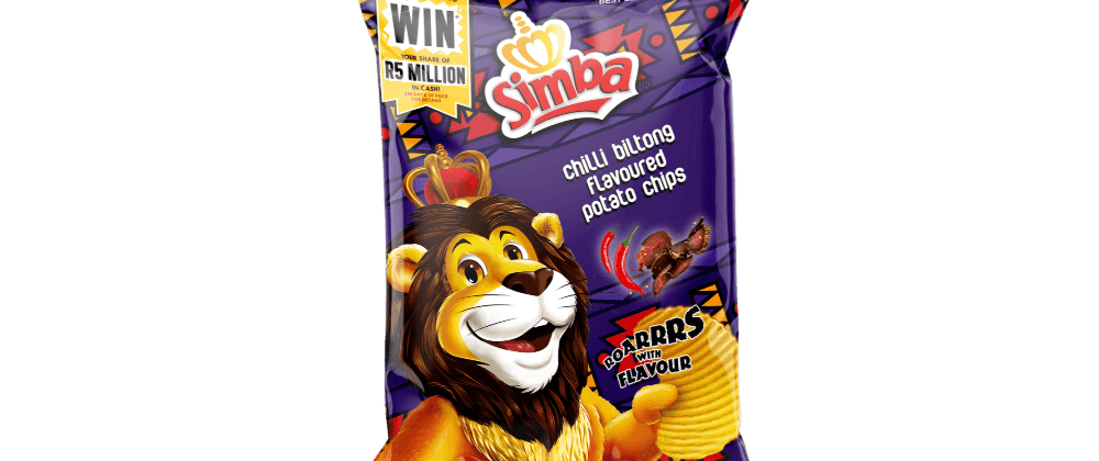 Simba Releases The First Of Its Proudly Mmmzansi Flavours! +win A Simba Hamper photo