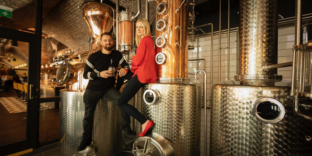 Meet The Makers: The Couple Behind Manchester Gin photo