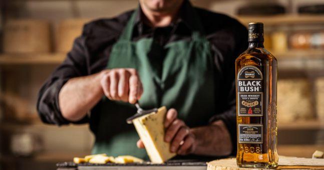 Irish Whiskey Brand To Host 'black Bush & Cheese' Masterclasses photo