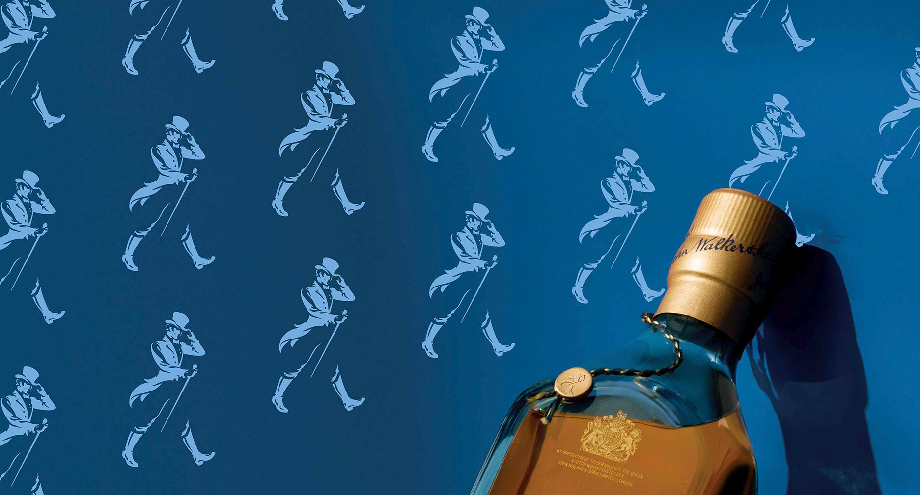 Johnnie Walker Steps Into A New Era With A Vibrant Look And Feel photo