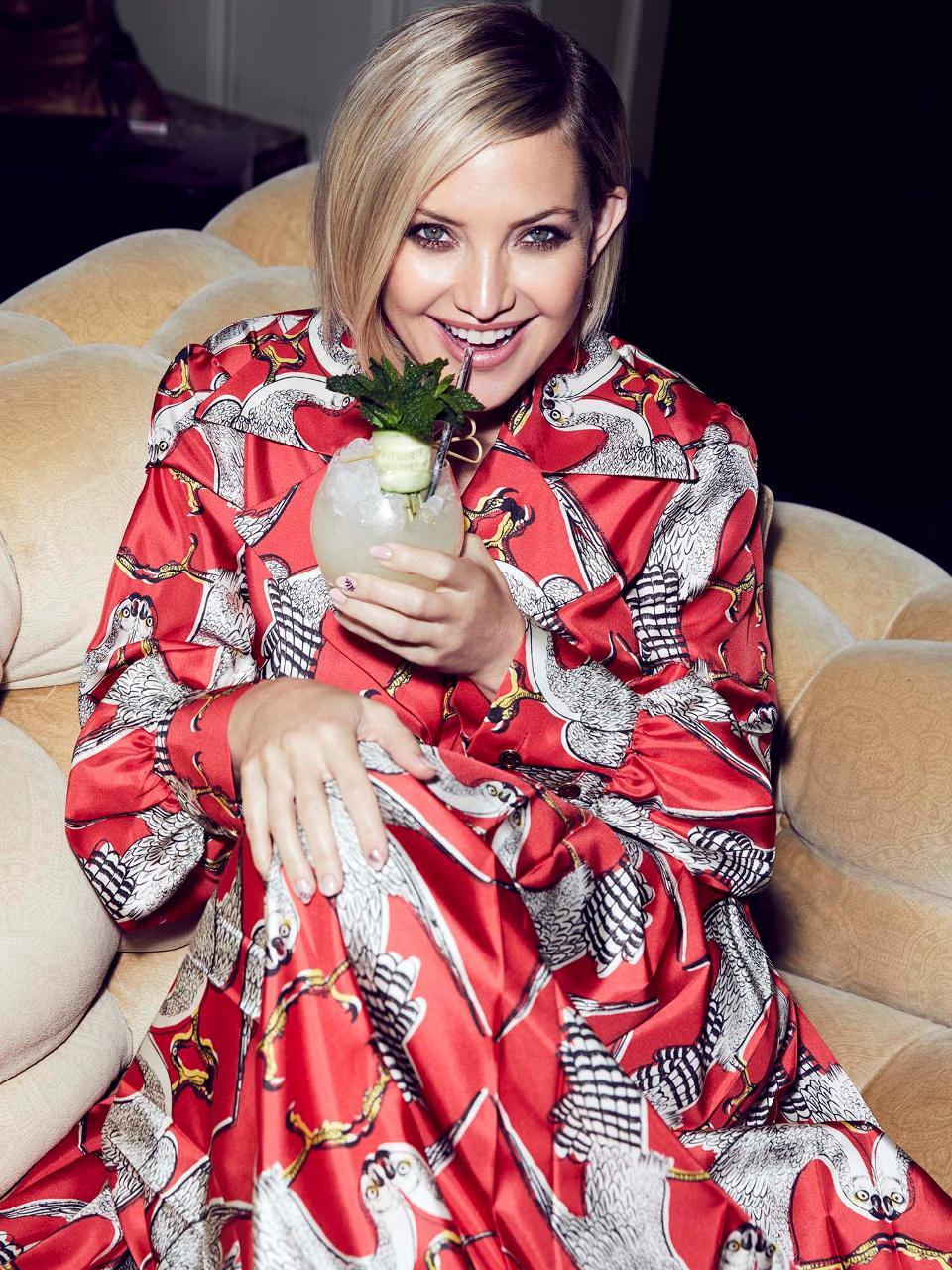 Kate Hudson Launches King St. Vodka photo
