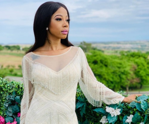 Pics: Kelly Khumalo Looks Like A Queen At Her 35th Birthday Bash photo