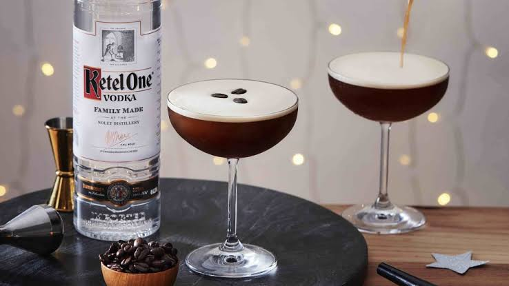 Ketel One Vodka Highlights Sustainability With Pop Up Espresso Martini Garden in London