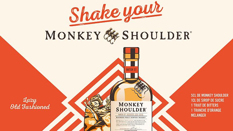 Space Collaborates On New Monkey Shoulder Campaign photo