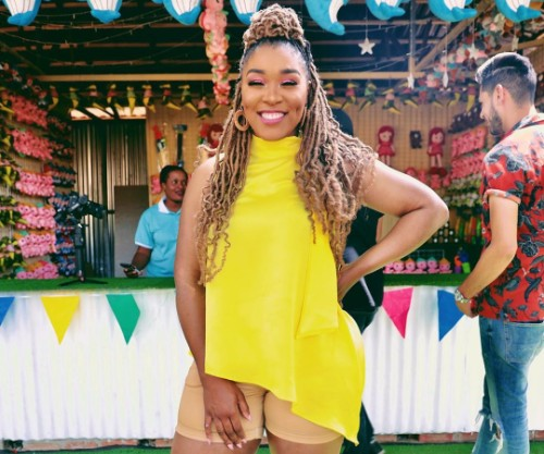Lady Zamar, Boity And More Send Messages Of Support To Enhle Mbali photo