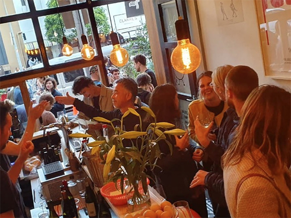 Hot New Wine Bar Opens In Bree Street photo