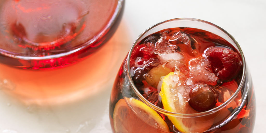 The Perfect Thanksgiving Sangria That Is Done In Five Minutes photo