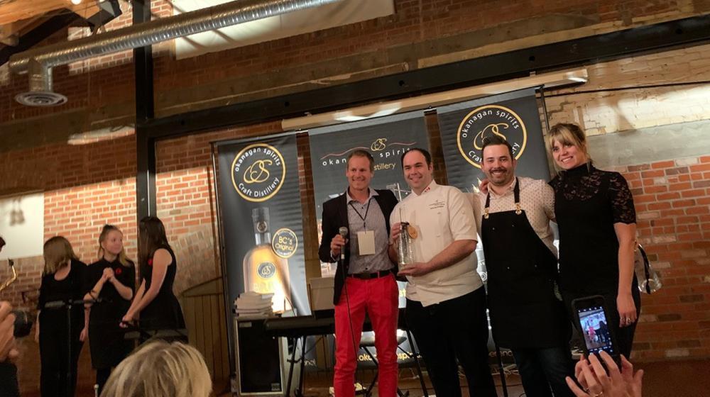 Okanagan Spirits Craft Distillery Announces The 2019 Mixoff Winners photo