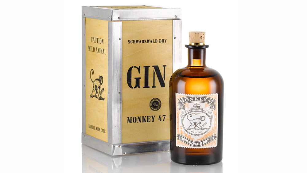 Robb Recommends: The Deliciously Spiced Monkey 47 Distiller?s Cut photo
