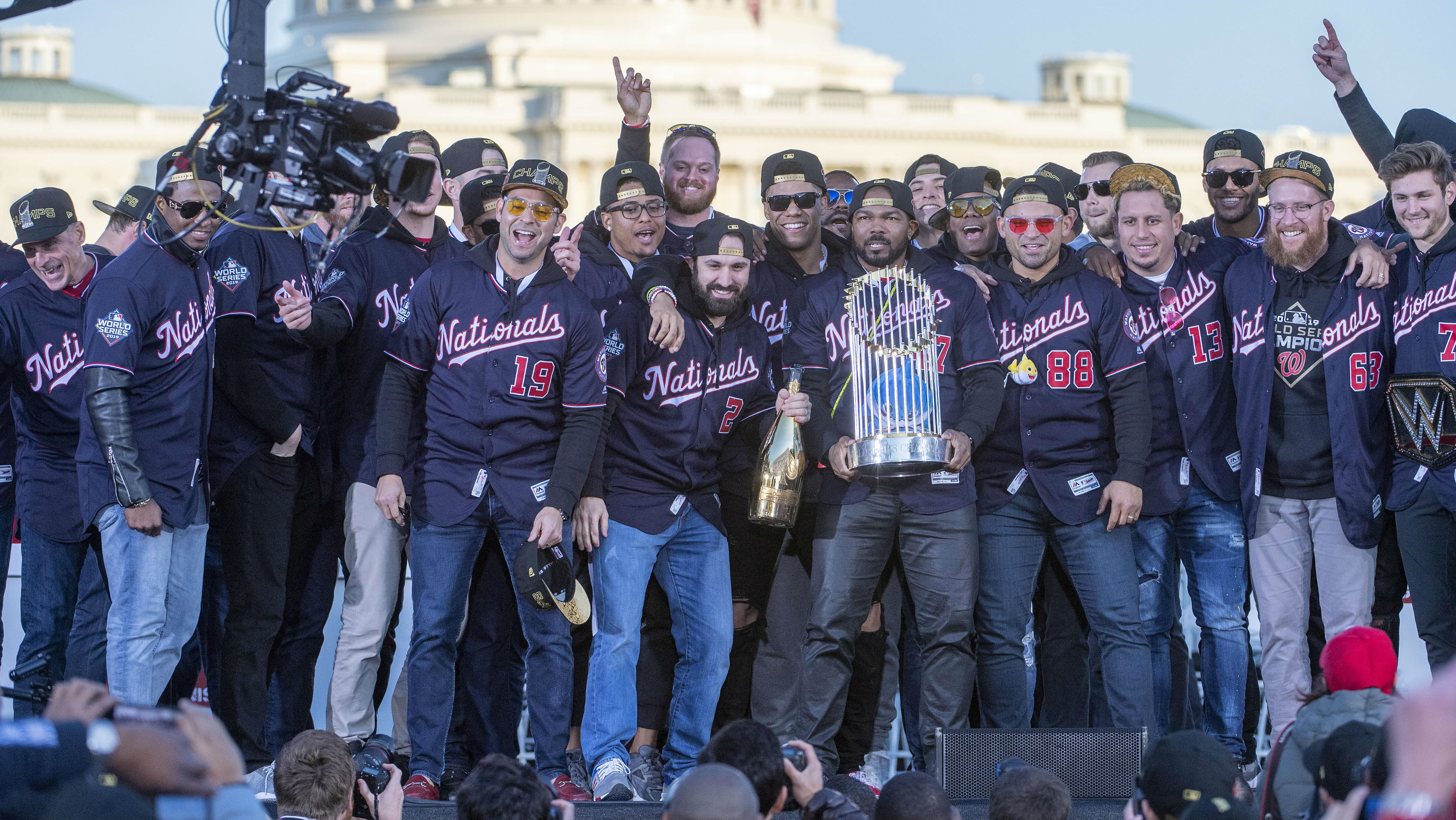 'this Bud's For The District': Budweiser Creates Ad Celebrating Nats' photo