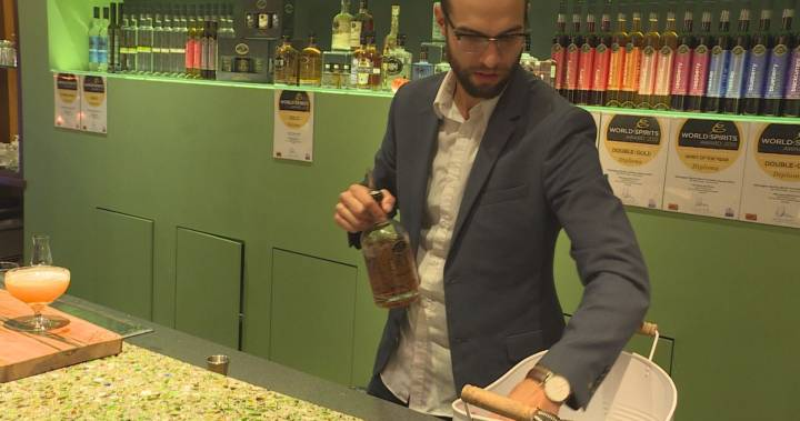 Okanagan Spirits Craft Distillery Mixoff Shakes Up Competition Behind The Bar For 7th Year photo