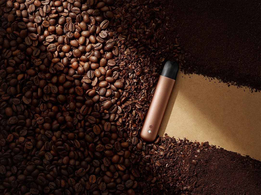 Just When You Thought Coffee Couldn't Get Any Cooler, Now You Can Vape It photo