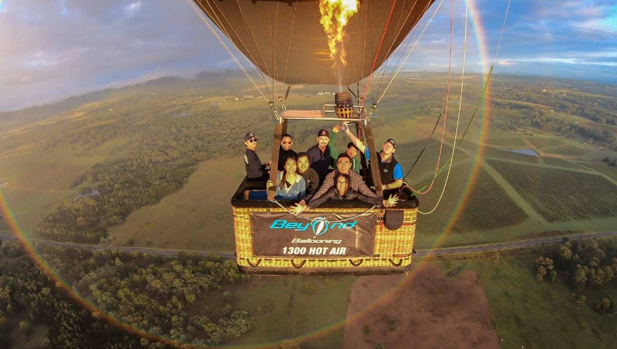 Hunter Valley Excels In Tourism Awards photo