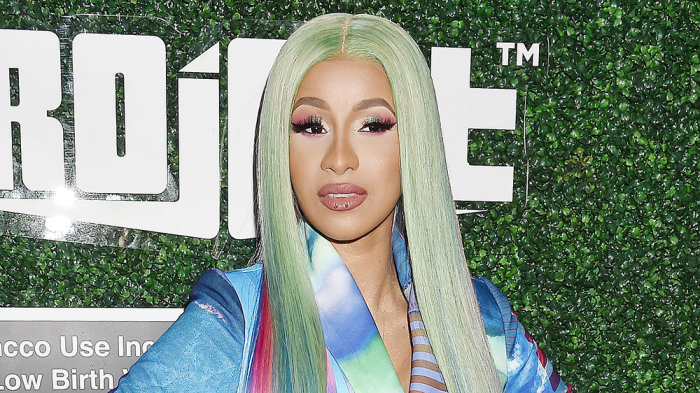 Pepsi Enlists Cardi B For Its Own Version Of Holiday Gift Giving photo