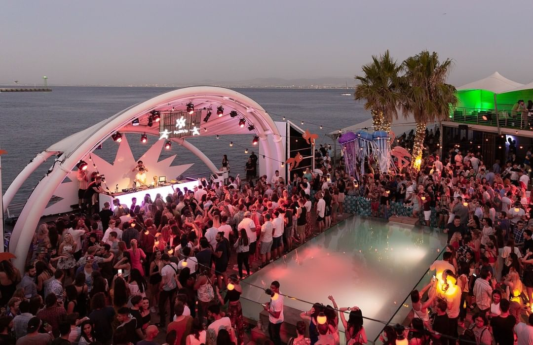 Celebrate Summer At Shimmy Beach Club photo