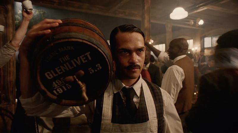 Glenlivet Launches New 'original By Tradition' Campaign photo