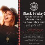 Celebrate Black Friday with Vrede en Lust photo