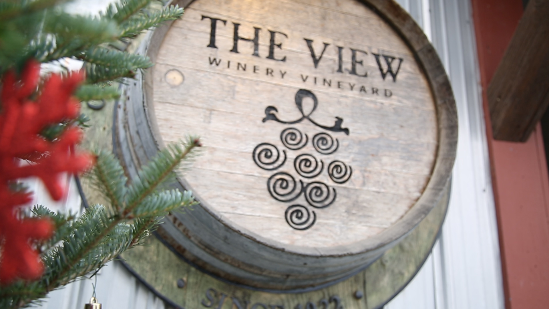 Video: The View Winery To Turn Into A Winter Wineland This Weekend photo