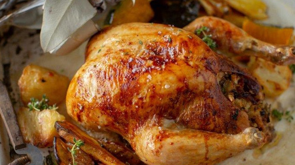 Maggie Beer's Perfect Roast Chicken photo