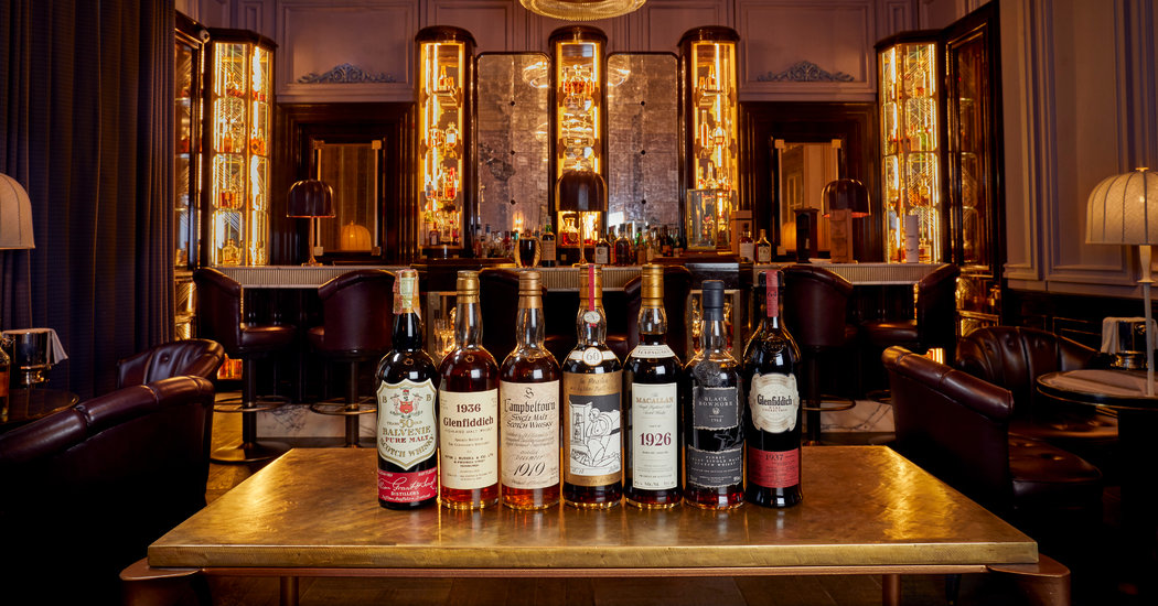 Rare Whiskey Collection Expected To Fetch $10 Million At Auction photo