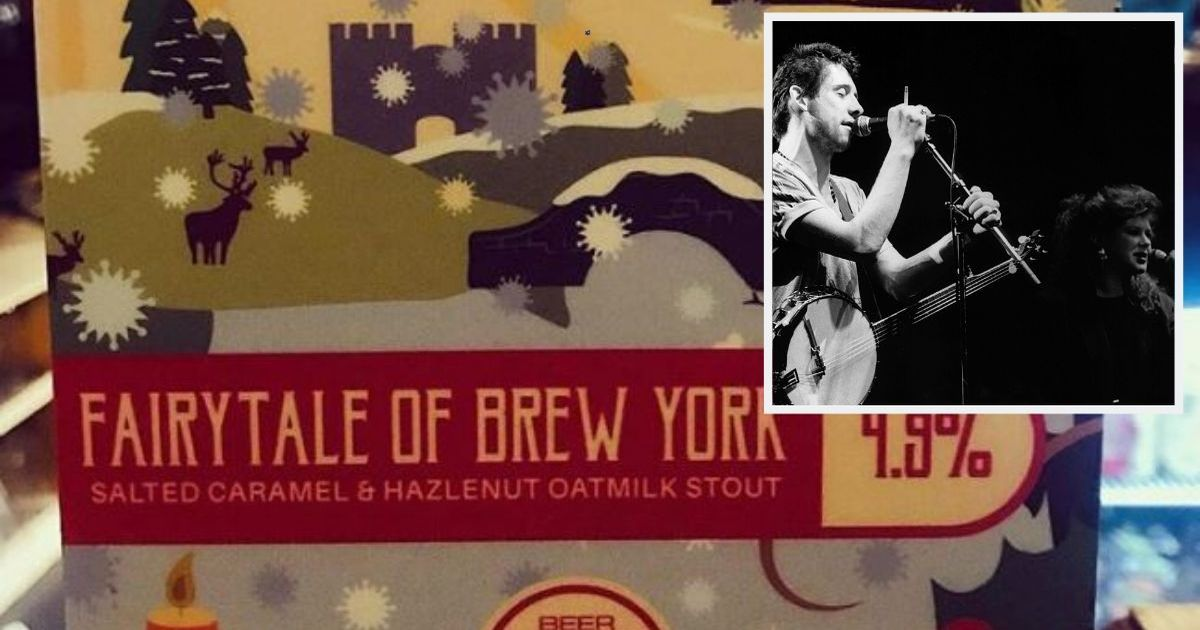 Fairytale Of New York Beer On Sale In Newcastle For Christmas photo