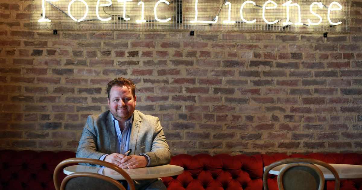 Tributes To Pub Boss Who Founded Poetic License And Sonnet 43 photo